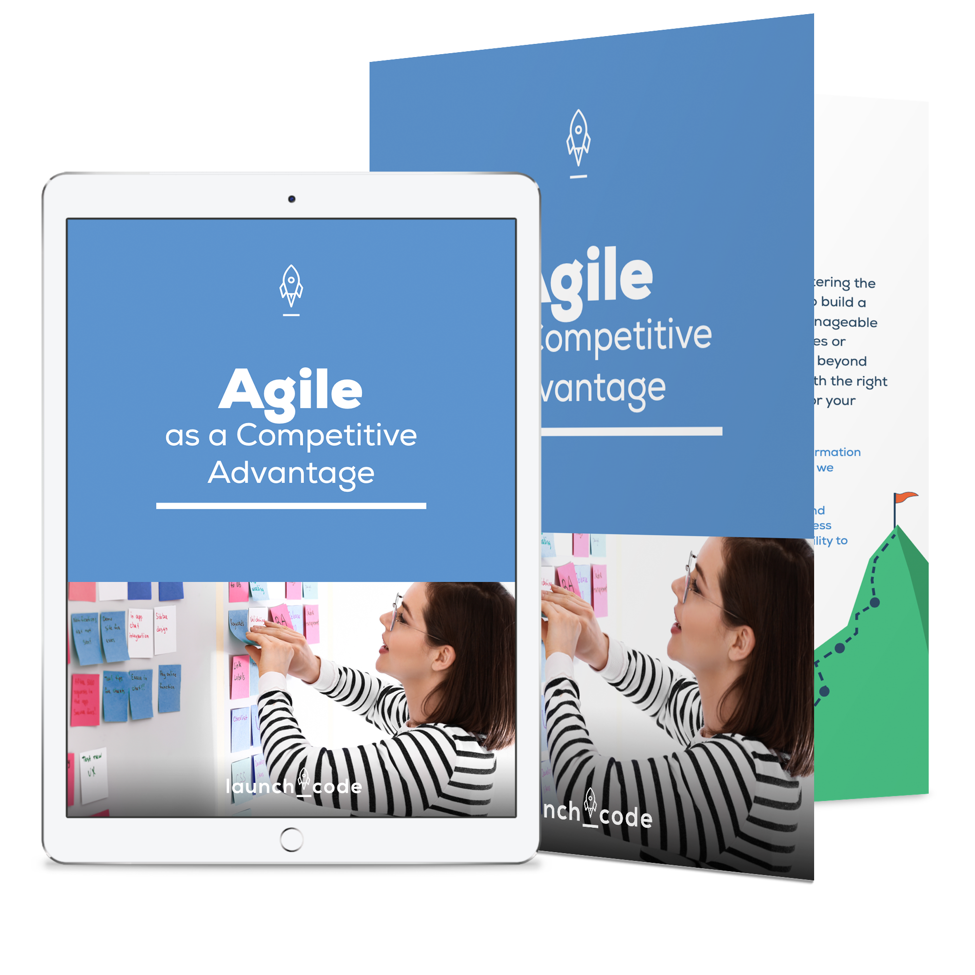 Agile_eBook Mockup